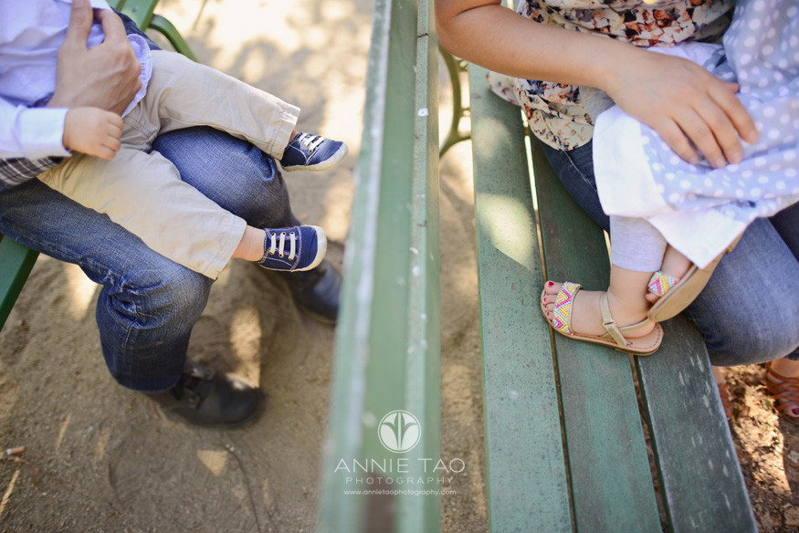 san-francisco-lifestyle-family-photography-mom-and-daughter-father-and-baby-downward-view