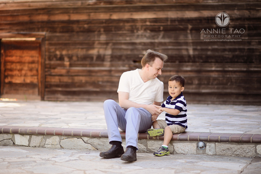 East-Bay-lifestyle-family-photography-father-and-son-sitting-together-2