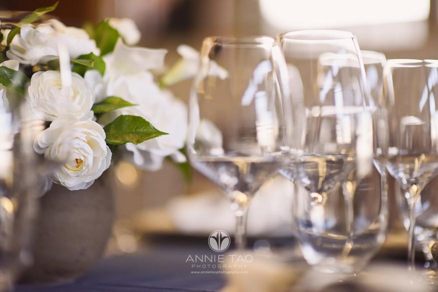 San-Francisco-commercial-photography-glasses-and-floral-arrangement-closeup