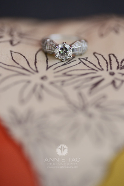 San-Francisco-lifestyle-photography-engagement-ring-on-decorative-pillow