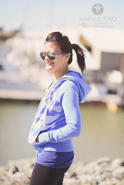 East-Bay-styled-photography-woman-with-hoodie-and-sunglasses