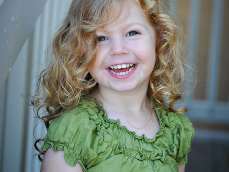 Toddler Model Kelsey