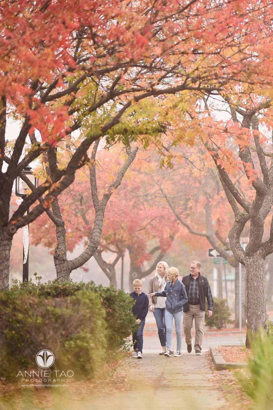 bay-area-los-altos-lifestyle-family-photography-walking-together-downtown-in-the-fog-LG