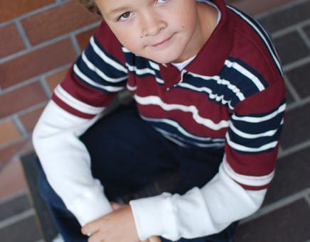 Preteen Model Ryan