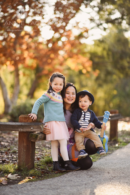 South-Bay-lifestyle-family-photography-woman-hugging-both-her-kids