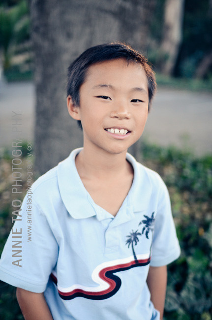 East-Bay-lifestyle-family-photography-nine-year-old-boy-in-parking-lot