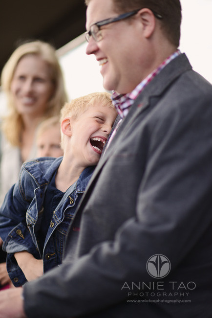 San-Francisco-lifestyle-family-photography-boy-laughing-with-his-dad