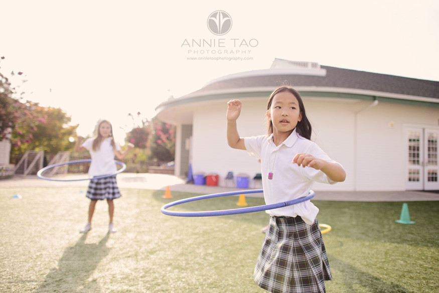 San-Francisco-Bay-Area-school-photography-students-with-hulahoop-at-PE-class
