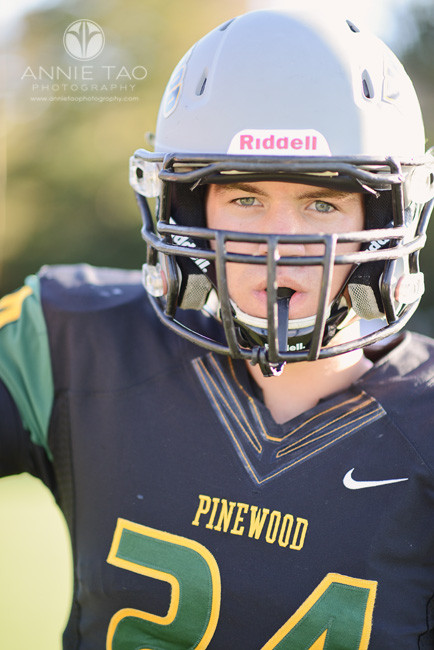 Bay-Area-Los-Altos-Commercial-Photography-high-school-intense-football-player-closeup