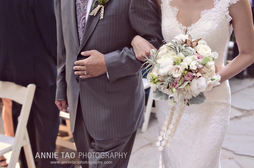 Los-Altos-Wedding-Photography-bride-and-dad-procession-closeup