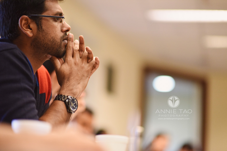Houston-commercial-photography-business-school-student-concentrating-in-class-closeup