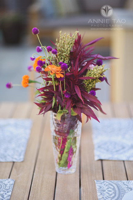 Bay-Area-lifestyle-photography-fresh-flowers-in-vase-on-patio-table