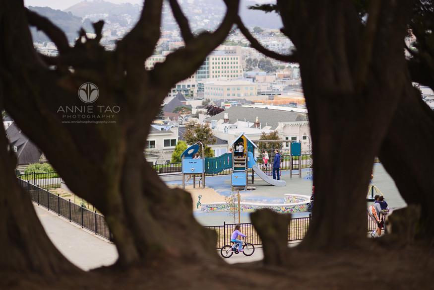 San-Francisco-lifestyle-photography-urban-park-through-trees
