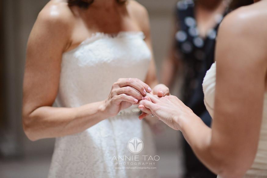San-Francisco-wedding-photography-City-Hall-gay-wedding-exchange-of-rings
