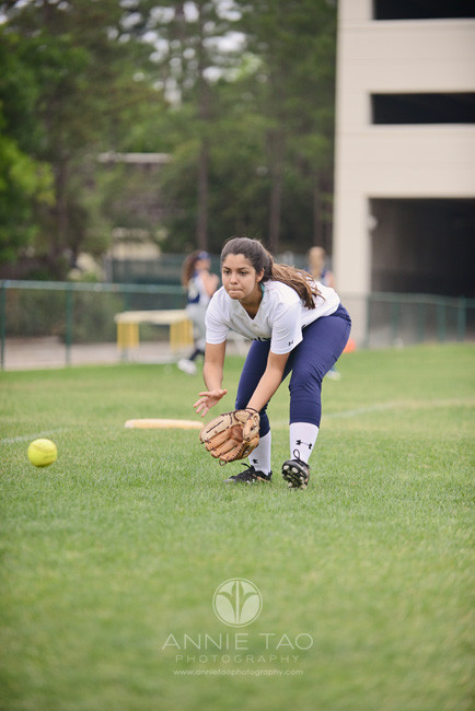 Commercial-sports-photography-girls-softball-second-base