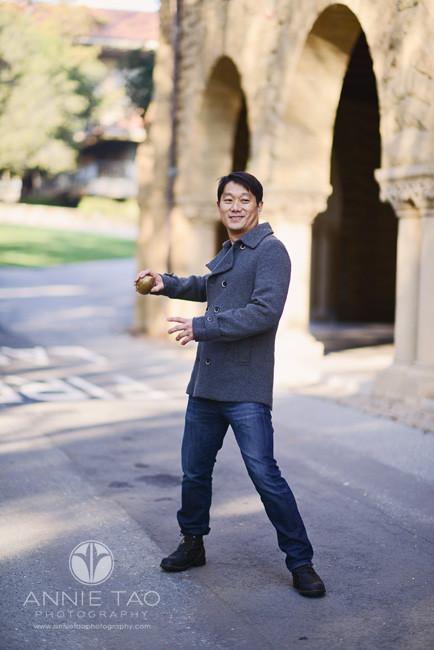 Bay-Area-Palo-Alto-lifestyle-photography-man-throwing-a-ball