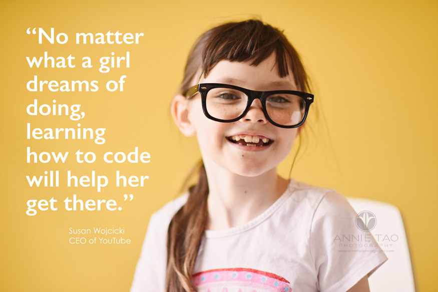 East-Bay-commercial-photography-confident-young-girl-with-ponytail-and-glasses-at-coding-school-quote-sm-2