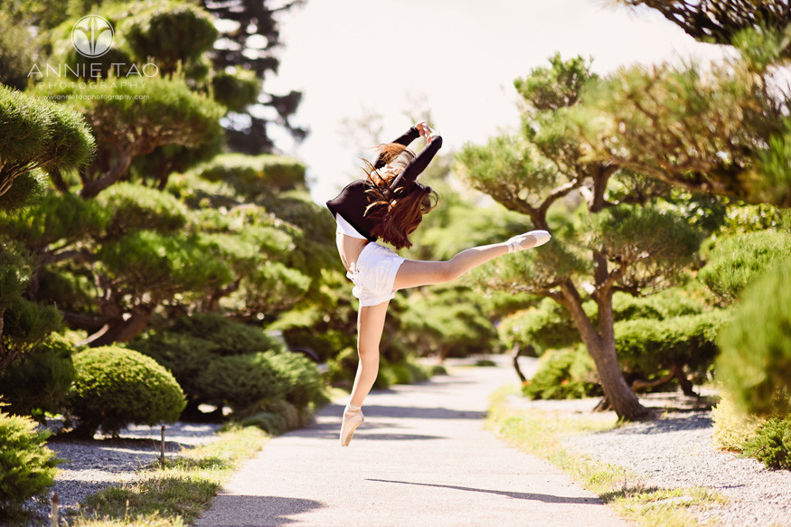 East-Bay-lifestyle-teen-photography-girl-dancer-leaping-in-japanese-garden