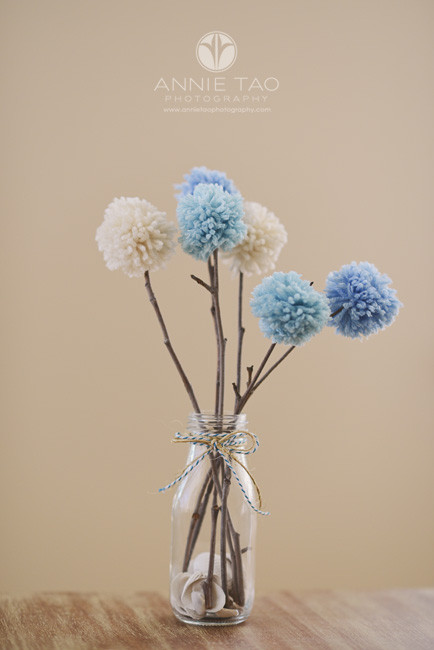 East-Bay-home-photography-DIY-home-decor-pom-pom-bouquet-2