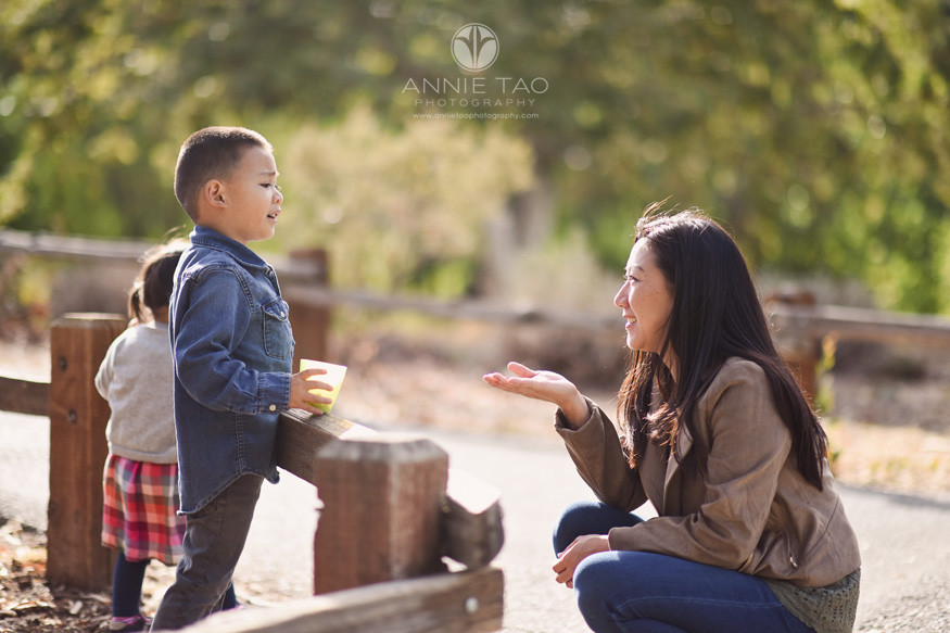 South-Bay-lifestyle-family-photography-mom-and-son-playing-store