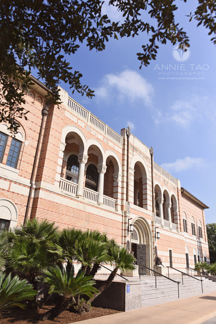 Houston-commercial-photography-rice-business-school-side-view