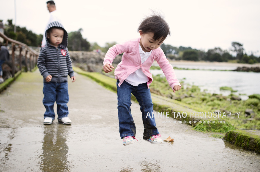 Chan-East-Bay-Lifestyle-Family-Photography-Jumping-in-Puddle