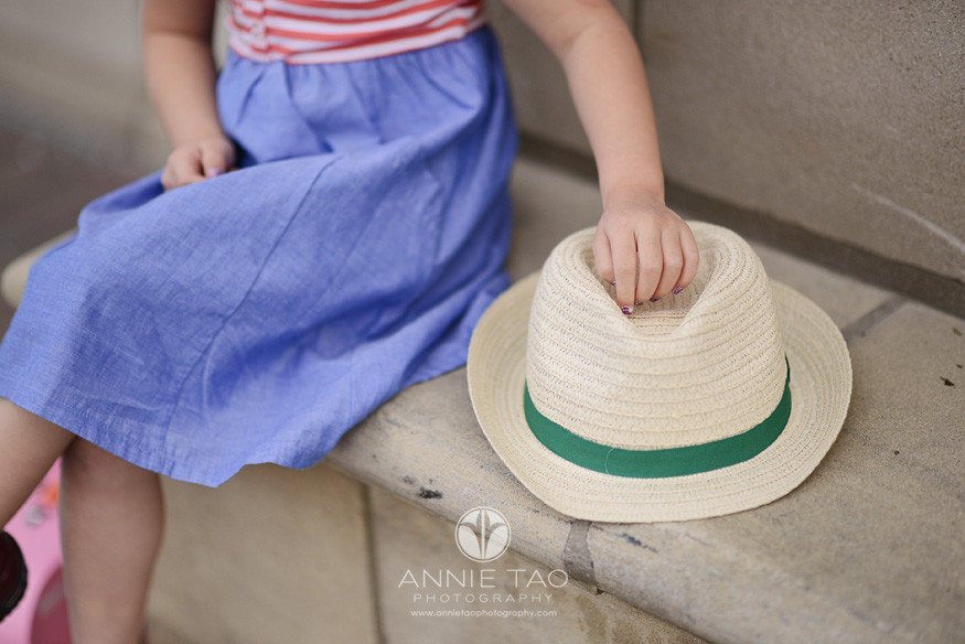 East-Bay-styled-children-photography-girl-touching-hat