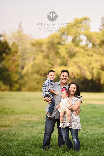 South-Bay-lifestyle-photography-family-standing-together-in-park