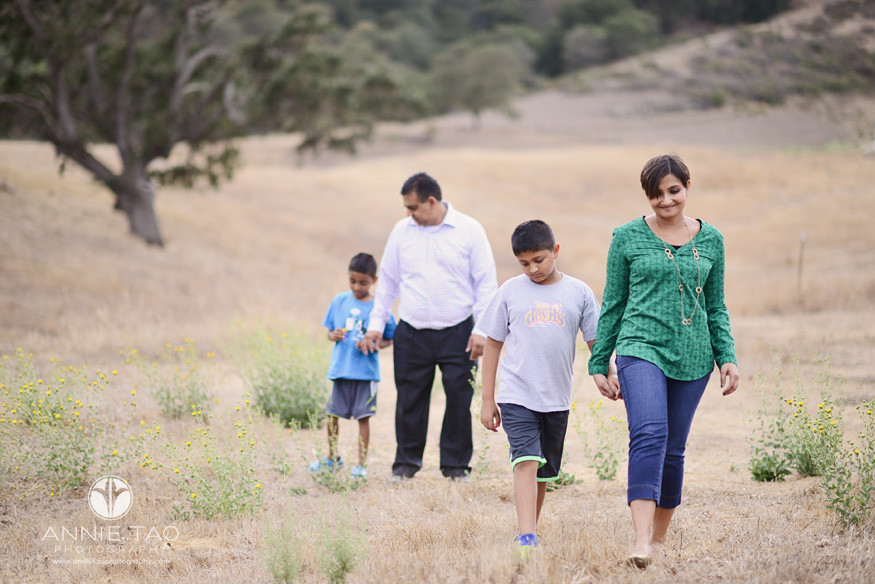 East-Bay-lifestyle-family-photography-family-walking-off-field