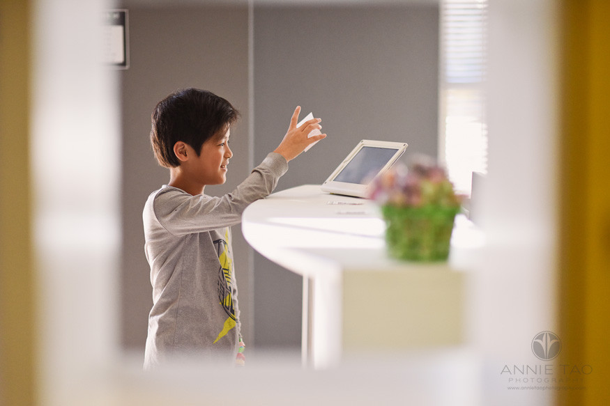 South-Bay-commercial-photography-boy-checking-in-with-personal-identification-for-code-class