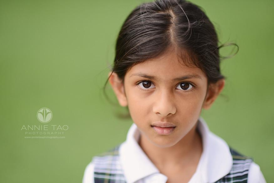 Bay-Area-Los-Altos-Commercial-Photography-school-student-in-uniform-closeup