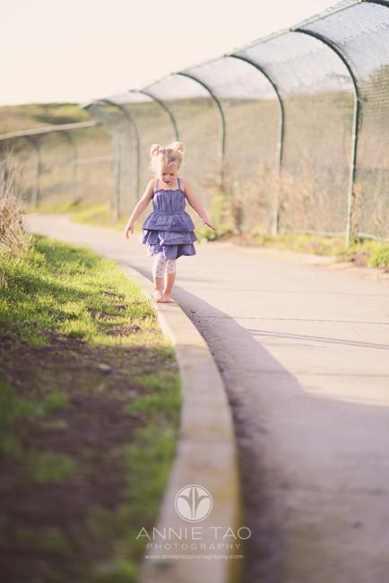 Bay-Area-Half-Moon-Bay-lifestyle-children-photography-toddler-girl-balancing
