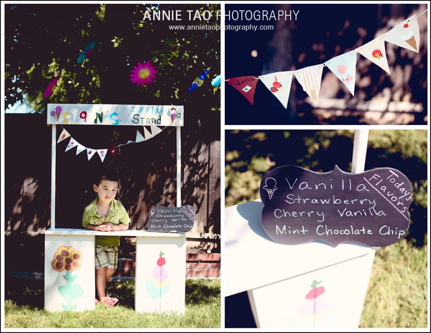 Bay-Area-Childrens-Birthday-the-ice-cream-stand-collage