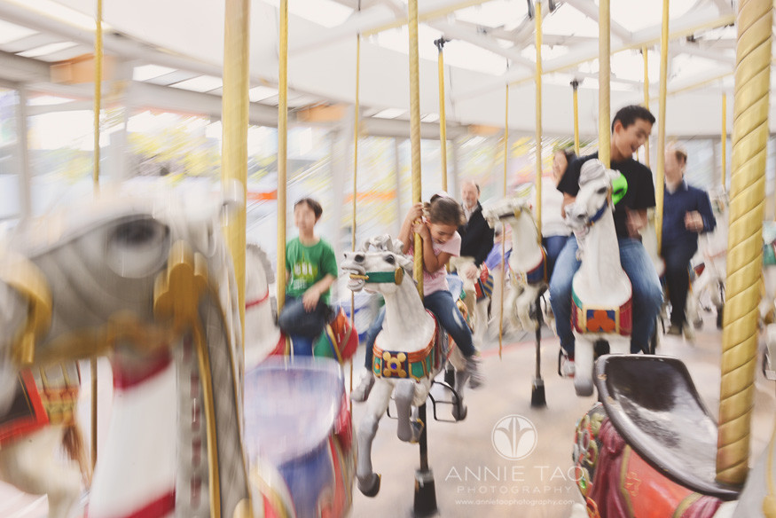 San-Francisco-lifestyle-photography-family-riding-on-the-creativity-carousel-with-motion-blur