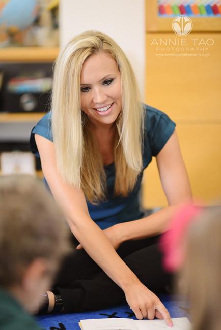 Bay-Area-Los-Altos-Commercial-Photography-education-Kindergarten-teacher-at-reading-time