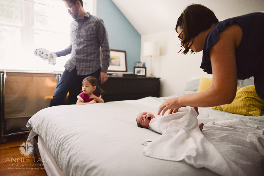 East-Bay-lifestyle-family-photography-family-life-with-newborn-and-toddler