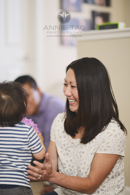 South-Bay-lifestyle-baby-photography-woman-smiling-at-her-baby