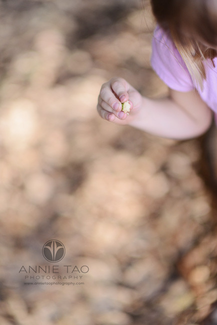 East-Bay-lifestyle-children-photography-girl-holding-part-of-a-cookie