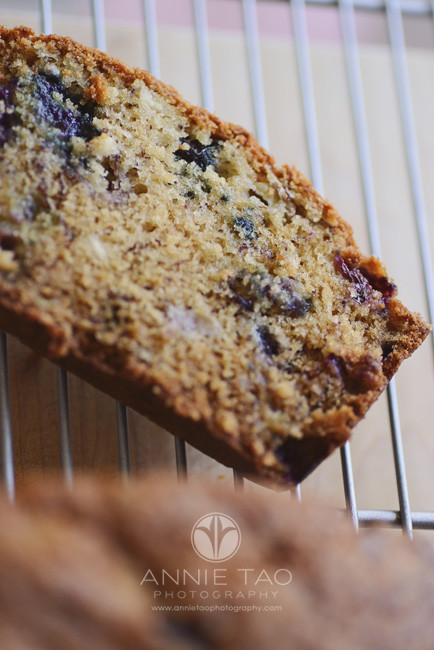 Bay-Area-food-photography-Banana-Blueberry-Bread-cooling-topview