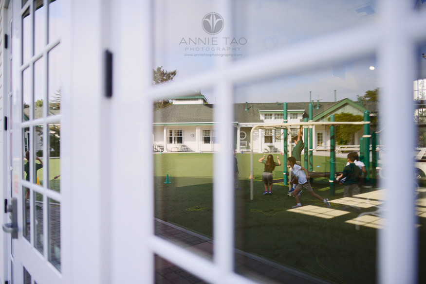 San-Francisco-Bay-Area-school-photography-students-on-play-structure-reflection-view