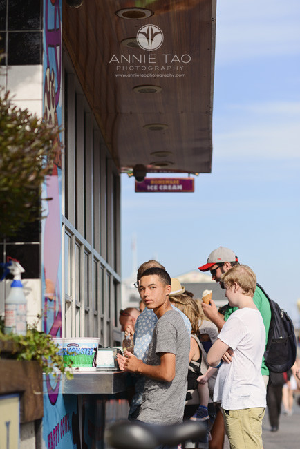 San-Francisco-lifestyle-teen-photography-waiting-at-counter-for-ice-cream