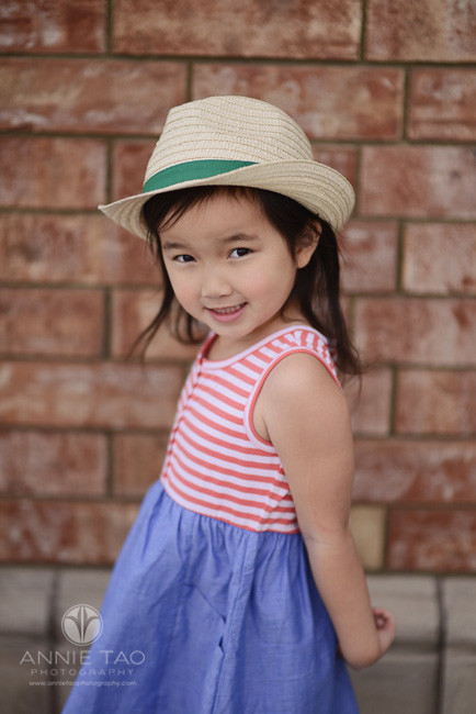 East-Bay-styled-children-photography-preschool-girl-with-hat