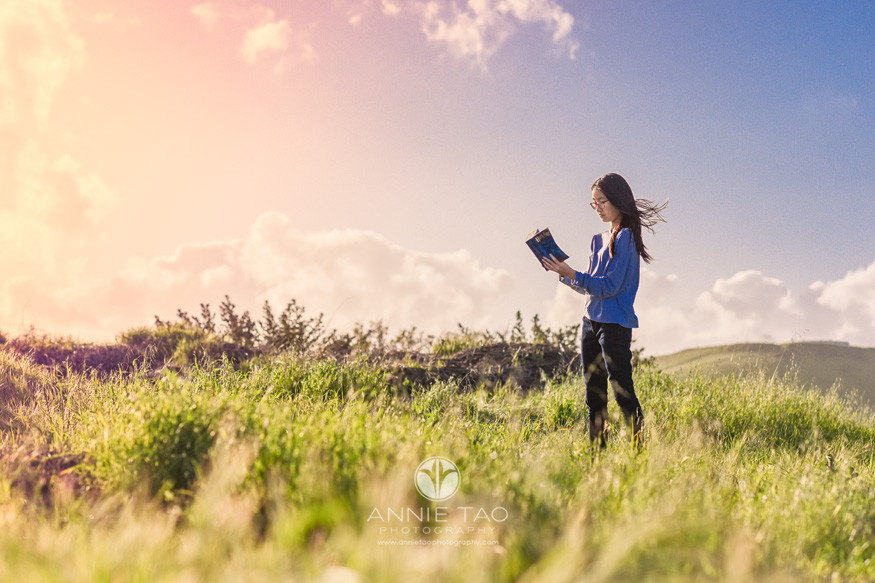East-Bay-teen-photography-concept-shoot-lost-in-a-book