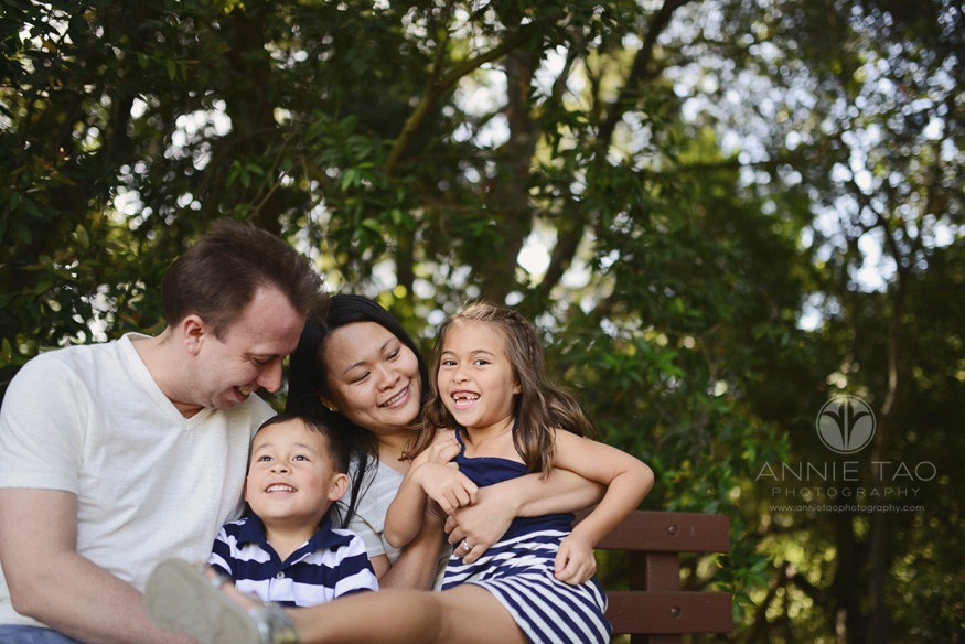 East-Bay-lifestyle-family-photography-parents-looking-at-their-children-offcenter