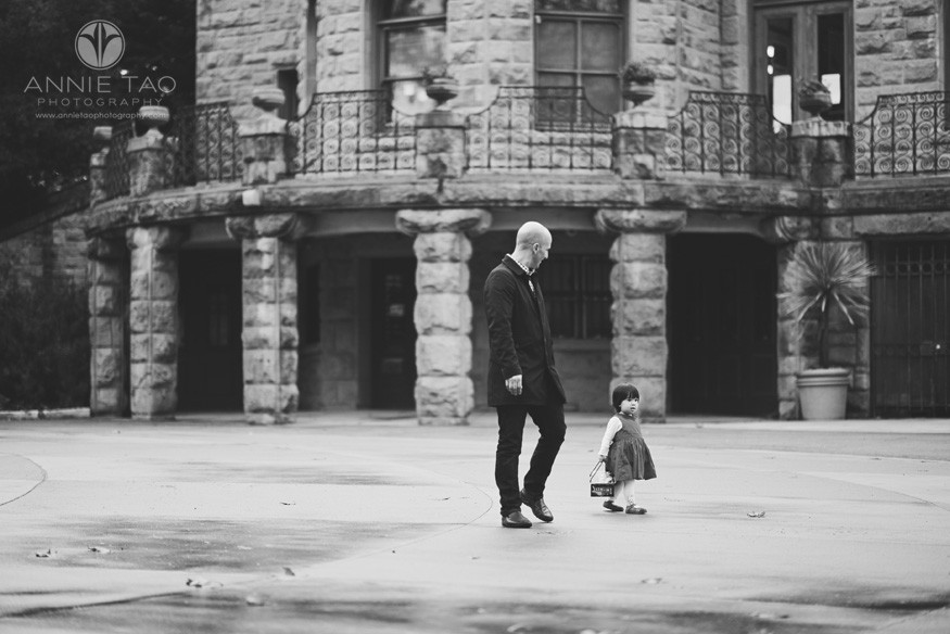 San-Francisco-lifestyle-family-photography-father-walking-along-side-his-toddler-daughter-BxW