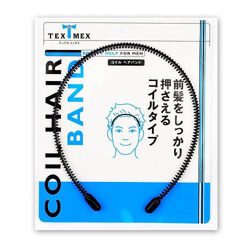 JAPAN Tex-Mex wire Headband Black   JAPAN IMPORT