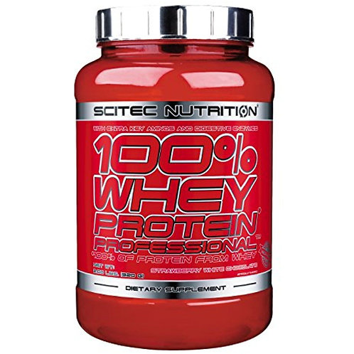 SCITEC NUTRITION 920G 100% WHEY PROTEIN PROFESSIONAL POWDER CHOCOLATE FLAVOUR