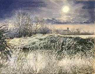 Wolf Moon, Christian Malford
