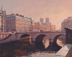 Michel Margueray     Le pont royal