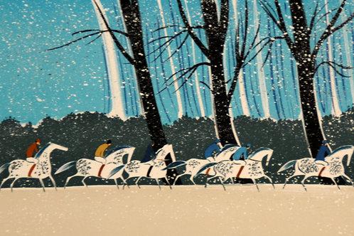 ラシュス 雪の森のカヴァリエ